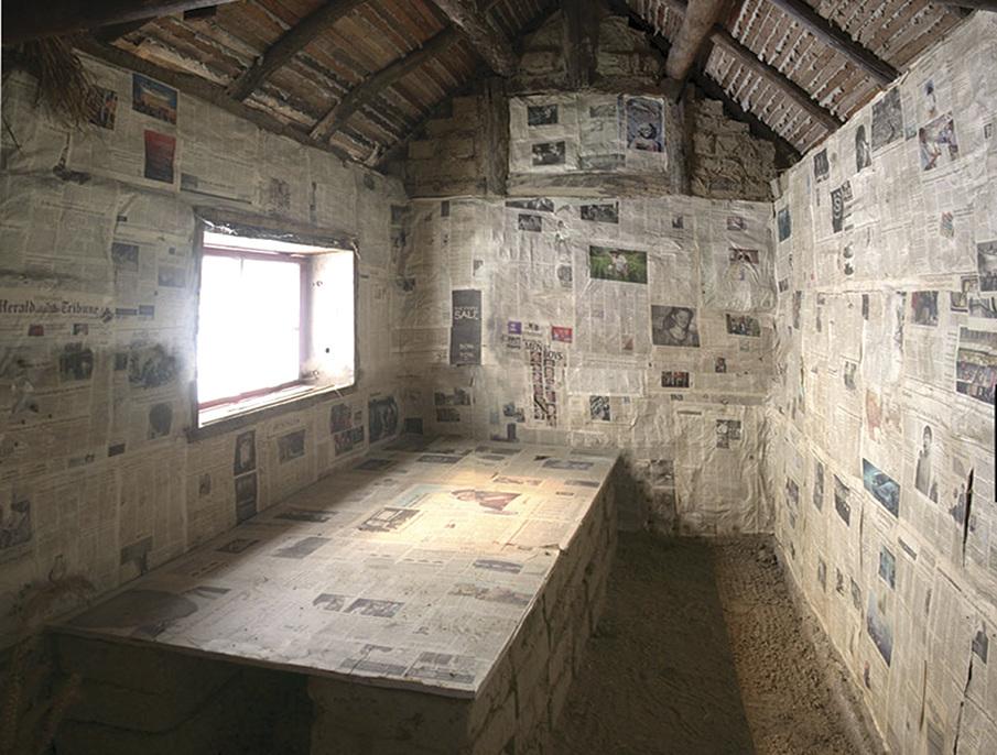 The Little House Stands On The Prairie Beili Liu