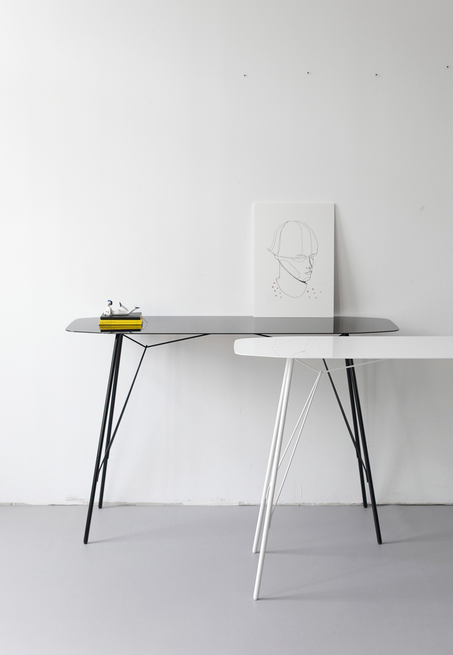 Mina console table frankrettenbacher greentooth Gallery
