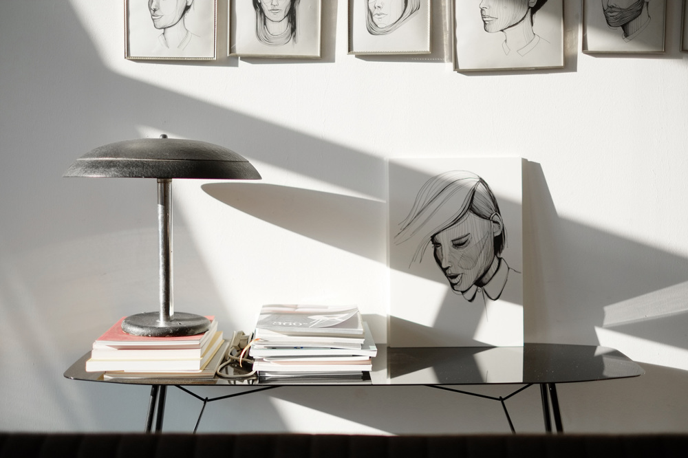 Mina console table frankrettenbacher zanotta greentooth Gallery