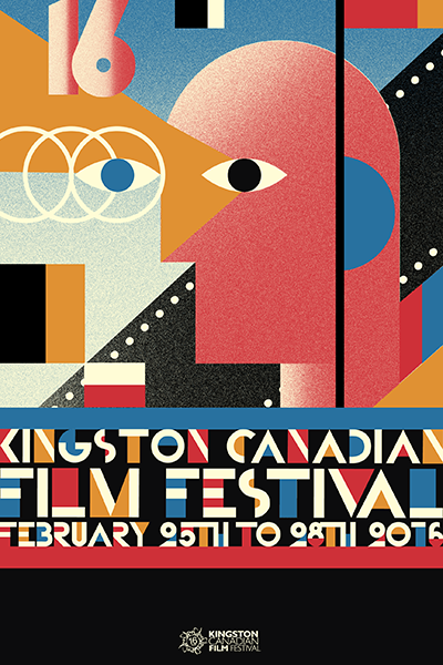 Kingston Canadian Film Festival 2016 Poster